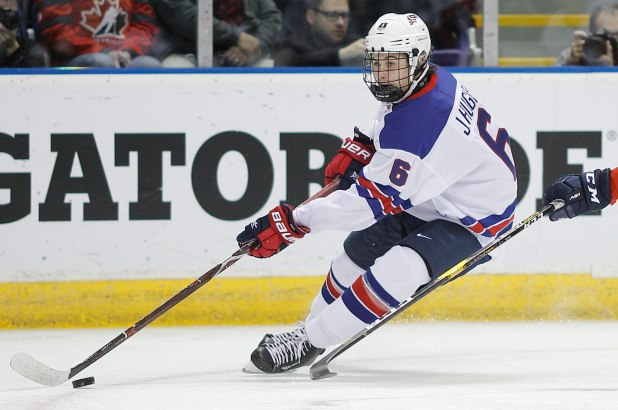 1a04d8f3 What Impact Could Jack Hughes Have on the Devils? | New York Sports ...